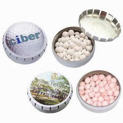 Golf Ball Mint Tins