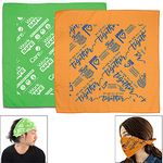 Custom The Bandana - Head & Neck Wear - 4 Color Process