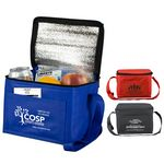 Custom Non-Woven 'Cool-It' Insulated Cooler Bag