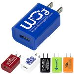 Custom UL Listed USB Wall Charger & AC Adaptor (Overseas)