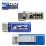 Custom 6 Bit Do it Yourselfer Screwdriver Tool Kit w/ Super Bright White LED Light
