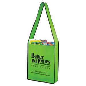 On The Go Messenger Tote Bag