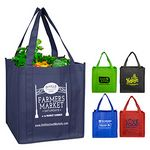 Custom Mega Grocery Shopping Tote Bag