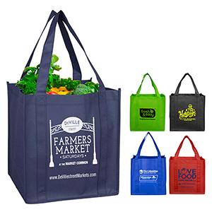 Mega Grocery Shopping Tote Bag