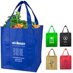 Custom Super Mega Grocery Shopping Tote Bag