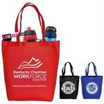 Custom Economy Grocery and Shopping Tote Bag