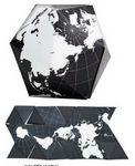 Custom Areaware Globe Puzzle