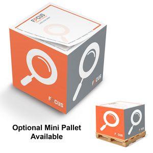 Stik-Withit Full Size Note Cube (3 3/8x3 3/8x3 3/8)
