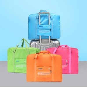 Travel Foldable Packable Lightweight High Capacity Tote Bag