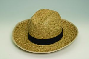 Custom Straw Cowboy Hat
