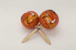 Custom Maraca's Musical Instruments