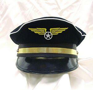 Custom Cotton Pilot Hat