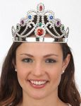 Custom Plastic Queen's Crown