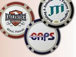 Custom Vibrant Full Color Poker Chips