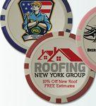 Custom Premium Coated Poker Chips