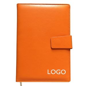 Luxury PU Leather Notebook A5 150 sheets