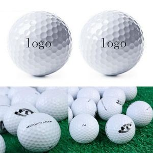 Promotional Logo Printed Golf Balls