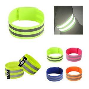 Safety Arm Band Double Reflective Tape