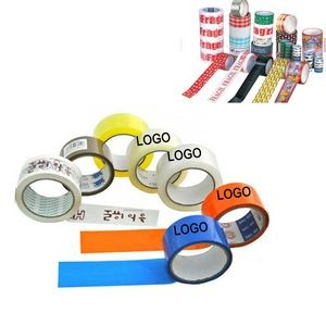 Full color 2 Inch W Printed Packing Tape