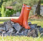 Custom Wet Wellies Rain Boots