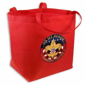 Market Value Recyclable Tote Bag