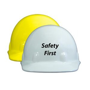 Fibre-Metal Cap-Style Hard Hat w/Ratchet Suspension