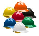Custom Bullard Cap-Style Hard Hat w/6-Point Suspension
