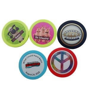Full Color Poker Chips