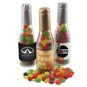 Champagne Bottle w/Jelly Beans