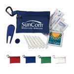 Custom Mega Golf Kit in Zippered Bag
