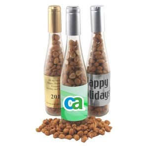 Champagne Bottle Honey Roasted Peanuts