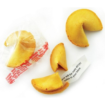 Fortune Cookie w/ Custom Fortune