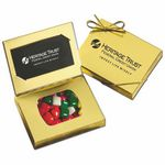Custom Business Card Box w/Mini Chicklets Gum