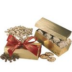 Custom Gift Box with Trail Mix