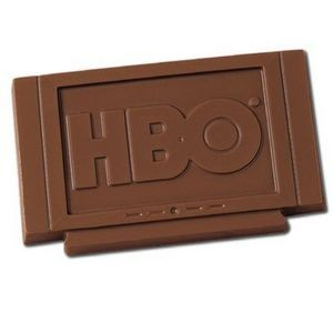 Molded Chocolate Television