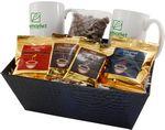 Custom Tray w/Mugs and Caramel Popcorn