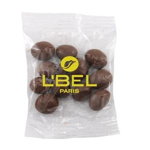 Snack Bag w/Chocolate Peanuts