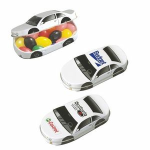 Race Car Tin w/ Assorted Jelly Beans