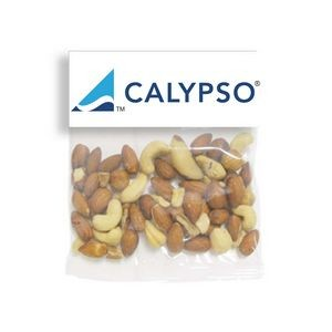Large Header Bags Deluxe Mixed Nuts