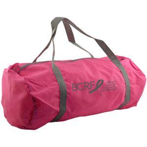 Duffle Bag w/Strap & Zipper