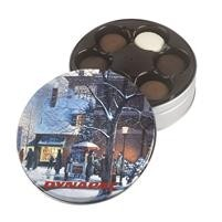 Glad Tidings Tin w/ Gourmet Cookie Selection