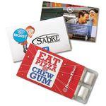 Custom Sugar-Free Peppermint Gum Pack (Custom)