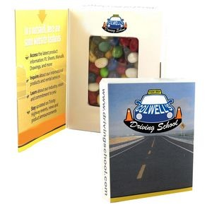 Book Window Box- Gourmet Jelly Beans