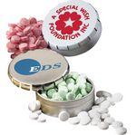 Custom Empty Pop Top Mint Tin