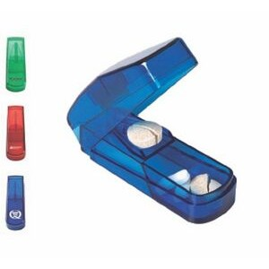 Pill Cutter and Case