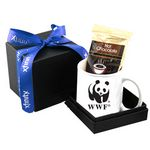 Custom Mug & Hot Chocolate Deluxe Gift Box