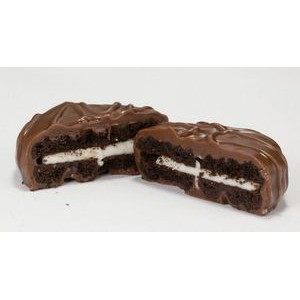 Chocolate Covered Sandwich Cookie