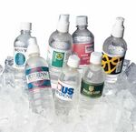 Custom Sports Cap Bottled Water
