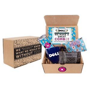 Coffee And Donuts Mailer Kit