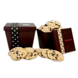 Large Tapered Cookie Box